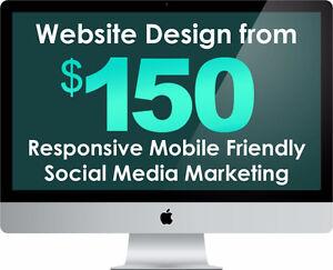 Real Estate Website design Package - Toronto web designer