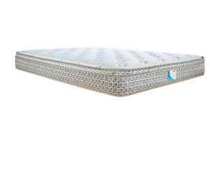 Springwall Lola Firm Euro-Top Double Mattress and Boxspring