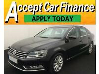 Volkswagen Passat 2.0TDI ( 140ps ) BlueMotion Tech 2011MY SE FROM £38 PER WEEK !