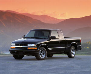 WANTED:Chevy S10/GMC Sonoma