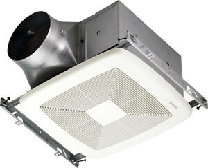 Broan ZB80 Motion Sensing Ventilation Fan