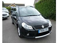 SUZUKI SX4 1.6 GLX 5 DOOR HATCH (40,000 MILES WITH HISTORY)