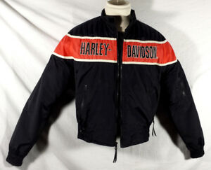 Manteau HARLEY Homme SMALL Coupe-Vent COMME NEUF 70$ V