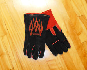 Lincoln welding gloves NEW