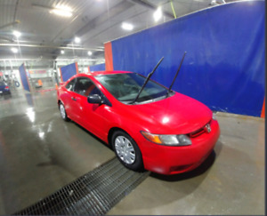 2007 Honda Civic Coupe For Sale