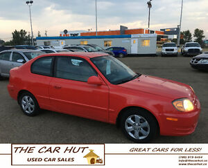 2005 Hyundai Accent GS Coupe *LOW KM*