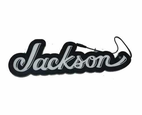 BRAND NEW IN BOX- LED JACKSON LOGO LIGHT-GREAT FOR DORN ROOMS & MUSIC ROOMS