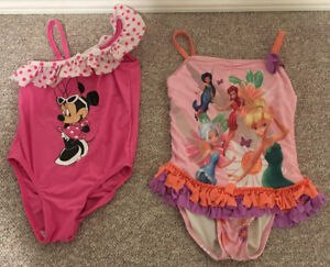 Toddlers Bathing Suits sz 5