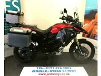 BMW F800 GS ADVENTURE, 2013(63), 30,391 MILES, FSH, FULLY LOADED, £5995, used for sale  Durham, County Durham