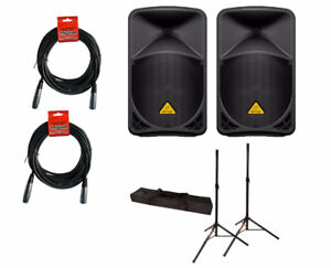 Behringer Bundle Pack - $150 Savings! LIMITED QUANTITY