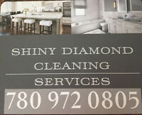 Shiny Diamond Cleaning Services 780-972-0805