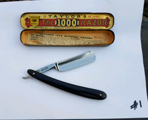 antique TAYLOR 1000 SHAVING RAZOR...BEST OFFER