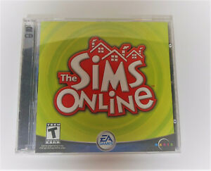 The Sims Online PC Game