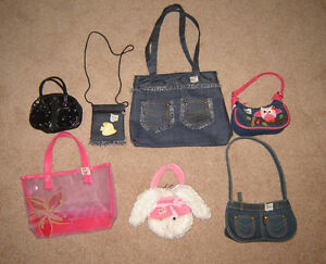 Toddler and Girls Purses