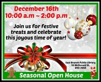 Seasonal Open House