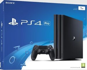 Brand New Sony Play Station 4 PRO PS4 PRO 1TB Seal + Warranty