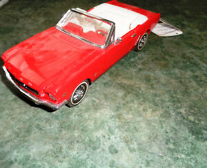 1/24 Diecast Franklin Mint 1964 1/2 Mustang 1965 Ford Mustang
