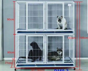 Cage enclo d'élevage ou isolement chat