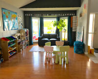 Full time spaces with an experienced ECE