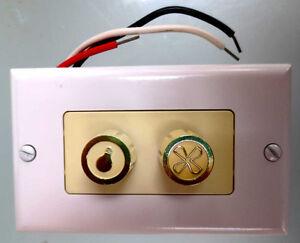 Contrôleur pour ventilateur / Ceiling fan speed control