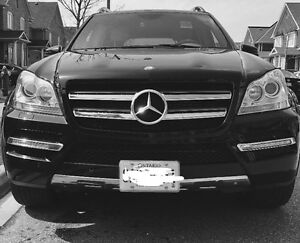 2012 Mercedes-Benz GL-Class SUV, Crossover
