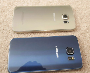 For Sale 3 Samsung Galaxy S6 Phones