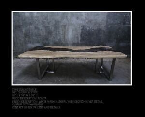 Live Edge Dining Table Truly unique