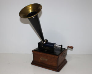 EDISON FIRESIDE CYLINDER PHONOGRAPH MODEL A