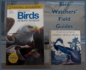 BIRD WATCHERS' ORNITHOLOGICAL FIELD GUIDES