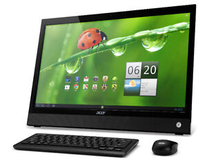 """Acer 22"""" All-in-one Touchscreen Desktop Computer PC Tablet Andro"""