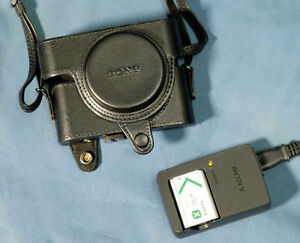 Sony RX100 accessories