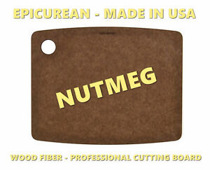 "EPICUREAN WP 9"" x 11.5"" NEW CUTTING BOARD NUTMEG ⚡ $60 OBO"
