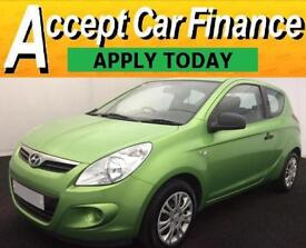 Hyundai i20 1.2 2010.5MY Classic FROM £15 PER WEEK!