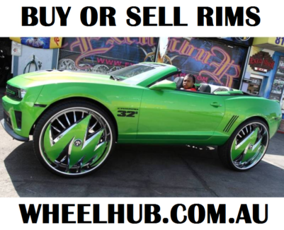 Wanted: BUY OR SELL RIMS!