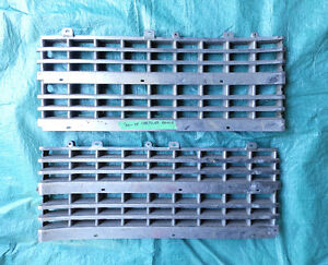 1946 1947 1948 Chrysler Grill Set