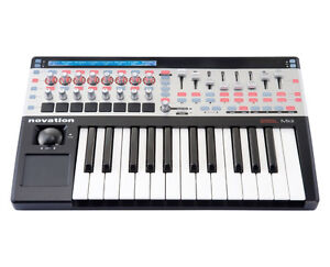 Novation 25 SLMK II