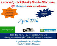 QuickBooks Online – Hands ON Training *Bookkeeping Essentials
