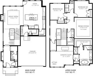NEW Home for NEW Year-affordable elegance and practicality in SW Edmonton Edmonton Area image 2