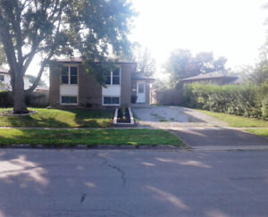 WELLAND - ROOM FOR RENT - AVAILABLE MAY 1ST