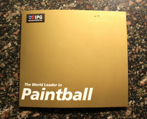 10 Paintball tickets for sale [Original price was $450]