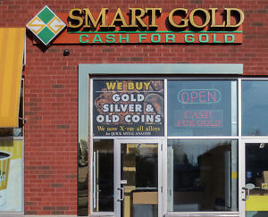 CASH FOR GOLD, SILVER, PLATINUM CALL 905-547-4653