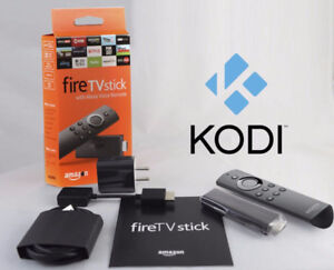 Jailbroken & Ready = Amazon FIRE TV Stick 2018_ KODI 17.6_MOVIES