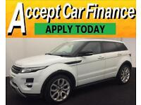 Land Rover Range Rover Evoque 2.2SD4 auto 2012MY Dynamic