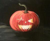 Paint Pumpkins at Bailey's Pub