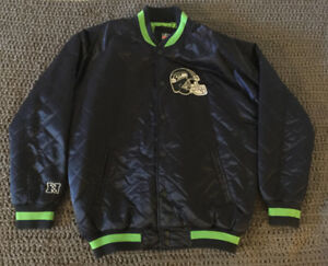 Seattle Seahawks Bomber Jacket
