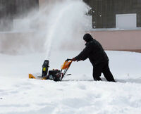 Deals On Snow Removal !