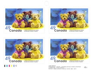 Canada Stamps - The Montreal Children's Hospital 1904-2004 49c