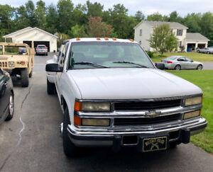 Chevrolet Silverado 3500 1996 Diesel