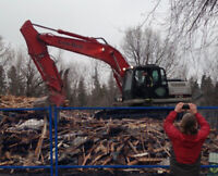 HOUSE DEMOLITION AND EXCAVATION
