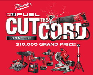 Milwaukee Cut The Cord Event and Sale